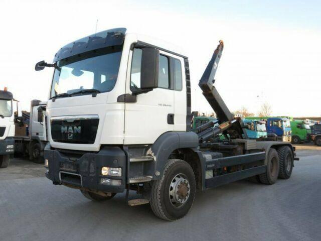 MAN TG S 26.440 6x6H Abrollkipper Intarder - 2012
