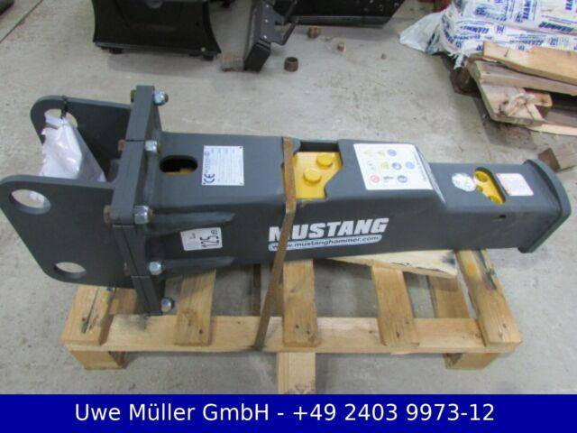 Hammer Hm 150 (mustang) Abbruchhammer - 2019