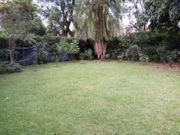 Secure 0.5 Acre plot for development, for Single house or townhouse