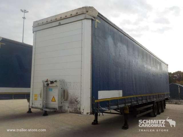 Schmitz Cargobull Tolóponyva Mega - 2013 - image 4