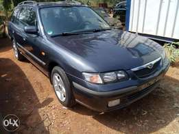 Mazda 626 is up for grab at affordable price