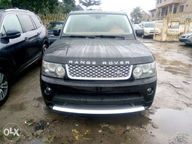 2012 Range Rover Sport Autobiography (FOREIGN USED) Lagos Mainland - image 1