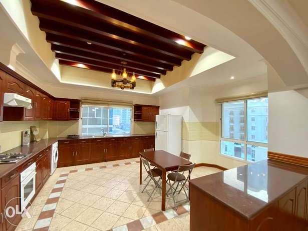 Big size 3BR apartment for rent in seef/pools/gym/wifi/ewa/car parking السيف -  3