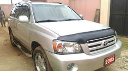 Super clean toks 2005 Toyota highlander Limited Edition for sale