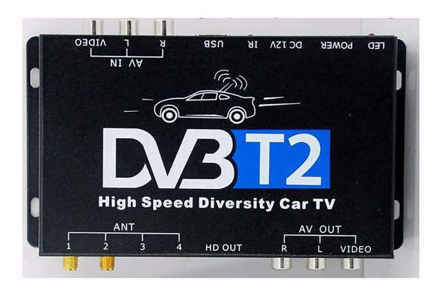 Car Digital TV Receiver Nairobi CBD - image 1
