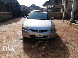 EOD 1 year old in perfect condition, Honda accord 2005 model.