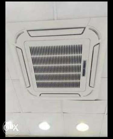 sumsing 2 ton ac is good condition good working
