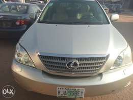 4 months used Rx 330 for sale
