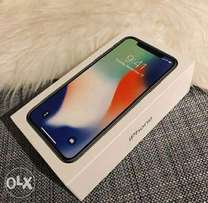 Apple Iphone X 256GB/64GB. New. All colours with 1 year warranty