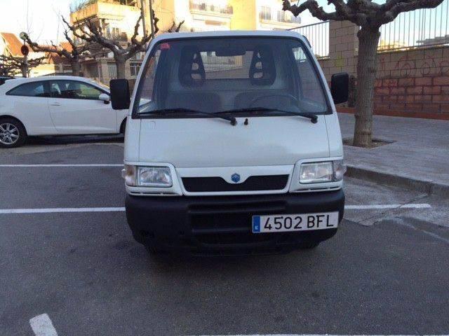 Piaggio Porter Diesel De 3 Puertas - 2001