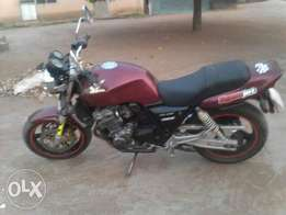 Super 4 CB400 cool price and new