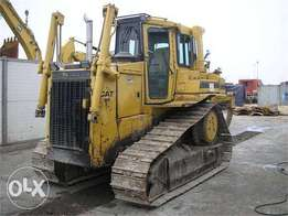 Caterpillar D6H - To be Imported