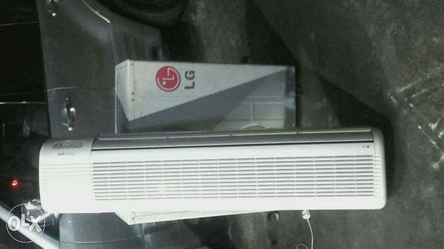 3ton LG split ac for sale good conditions good working with fexing