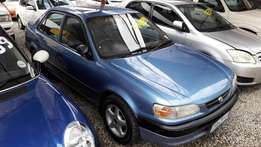 1997 Toyota corolla 1.6i in good condition for sale