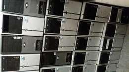 Core2 duo Mecer pc towers for sale