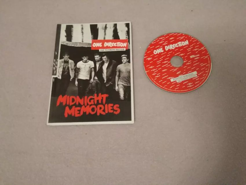 1d one direction ultimate edition midnight memories cd a