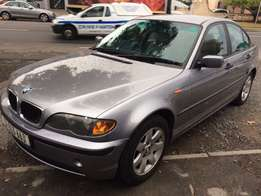 Immaculate BMW 320D
