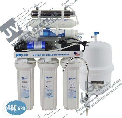Pure Drinking Water Purifier M04-06
