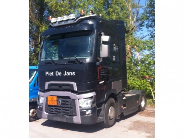 Renault T HIGH 520T 4X2 - 2015