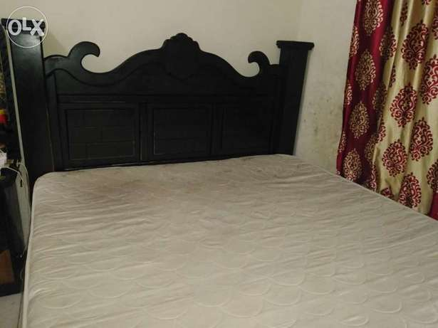 Bed very good condition without mattress