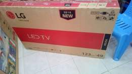 Incredible more popular channels of the lg 49 inches digital HD led tv