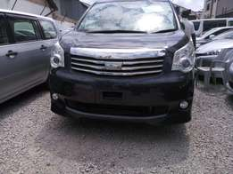 Toyota Noah Valvematic KCM number 2010 model loaded with alloy rims