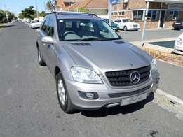 2006 Mercedes ML 320 CDi 7G - Tronic Great condition