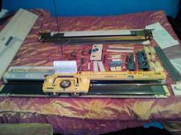 Sewing Singer memo matic 360k knitting machine.