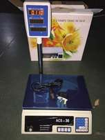 Digital weighing scales retail and wholesale price 1 year warranty