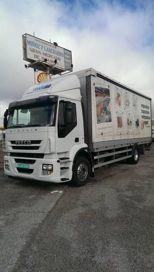 Transport IVECO STRALIS - 2011