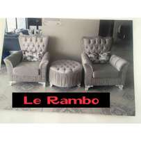 Alexander Sofa Set Package With A Center Table Pouf 1,300,000/- $370