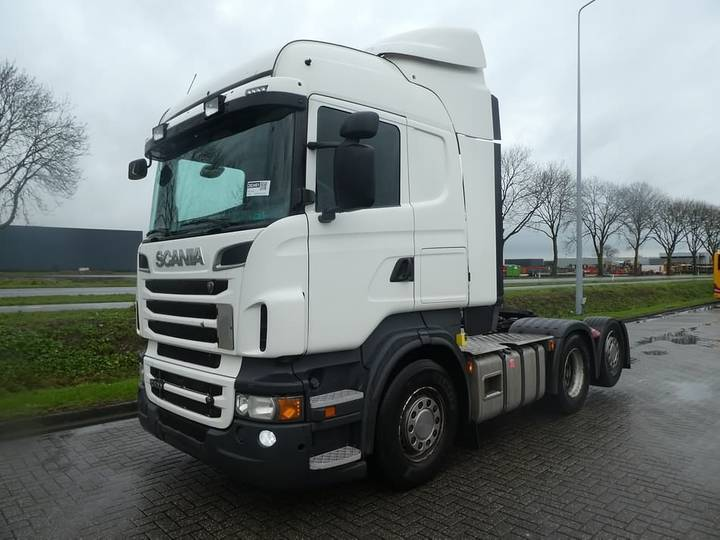 Scania R500 hl 6x2 mnb full air - 2012