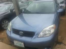 Perfectly used toyota matrix 06 buy n drive tincan cleared