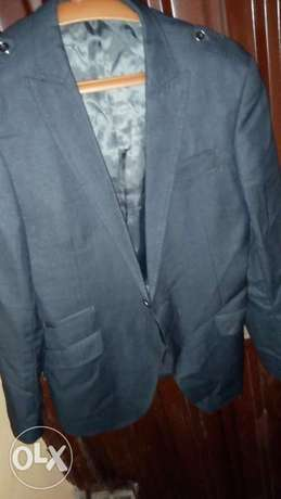 Fitted Grey suit size 48 Ife Central - image 2