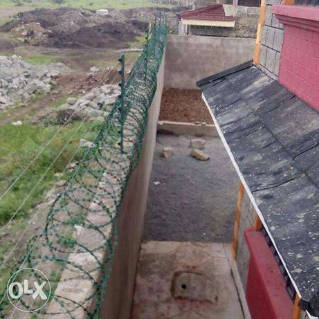 Solar water heater, smart door phone, electric fence and and Cctv Nairobi CBD - image 5