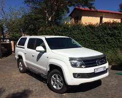 2015 VW Amarok Highline 4Motion Auto. 30 000km
