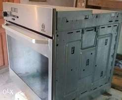 Bosch cabinet oven & grill