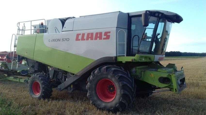 Claas 570c - 2008