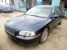 Foreign Used Volvo S80 (2003)