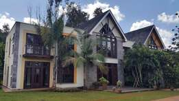 A new 5 bedroom house for rent in Runda