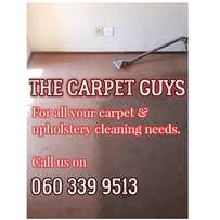 Carpet upholstery & mattress cleaning