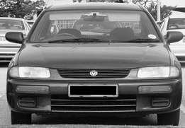 Mazda Etude 95-97 Replacement parts available from 100