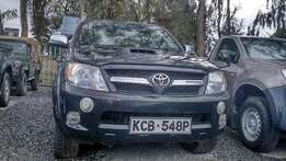 Toyota Pickup (2007)double cabin 4wd automatic