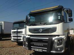 Volvo FXM 440 ( hydraulics ) up for grabs