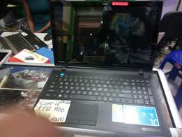 Toshiba Touch Screen Core i5 Laptop on sale at 1,500,000 shillings
