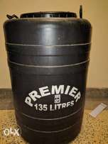 135 Litres water tank