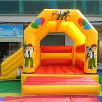 Bouncing castles,trampoline,waterslides, candy machines,puppet 4 hire