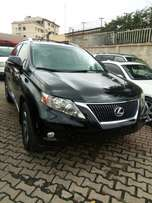 Lexus rx350 , full-options, Lagos clear.