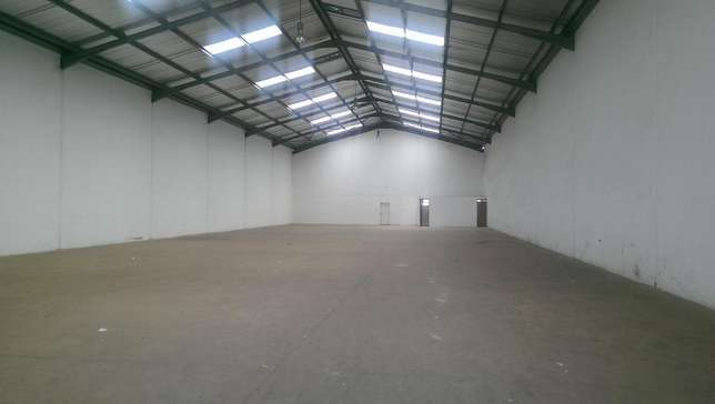 Industrial Area Enterprise rd 70,000sqft Go-down to Rent Nairobi CBD - image 3