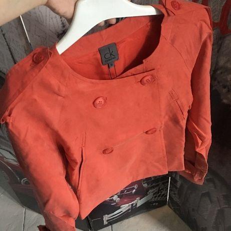 Calvin Klein болеро жакет пиджак кофта брендовая bd8f1945343c1